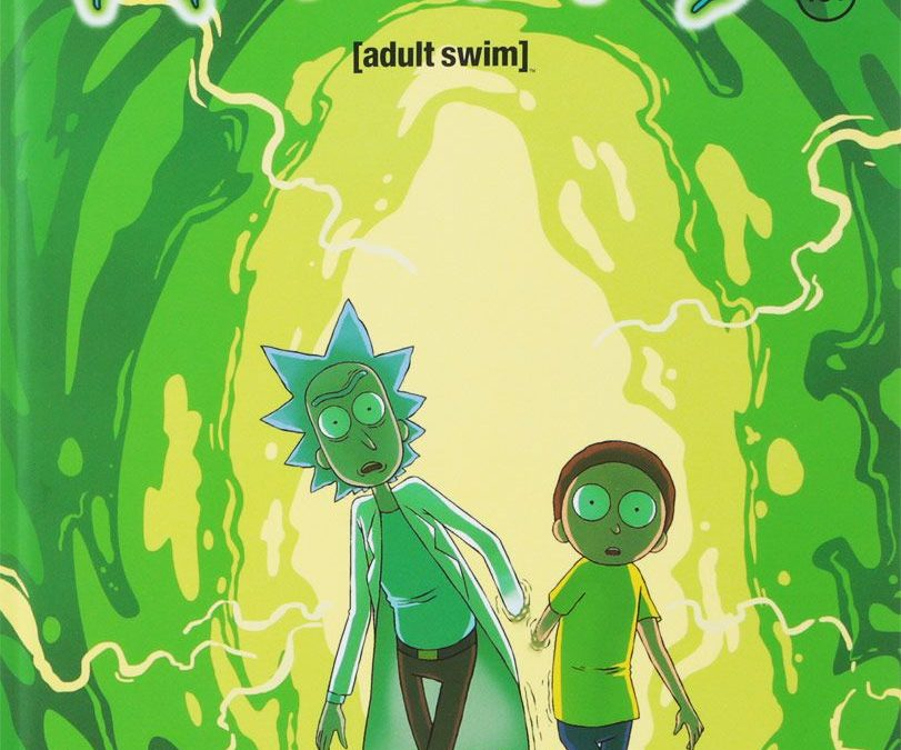 Рик и Морти. Книга 1. #1-15