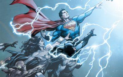 Вселенная DC. Rebirth. Графический роман
