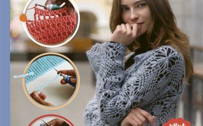 Вяжем крючком красивые вещи. Платья, кардиганы, кофты, свитеры и джемперы