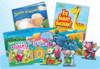 Книги издательства «МОЗАИКА-СИНТЕЗ»